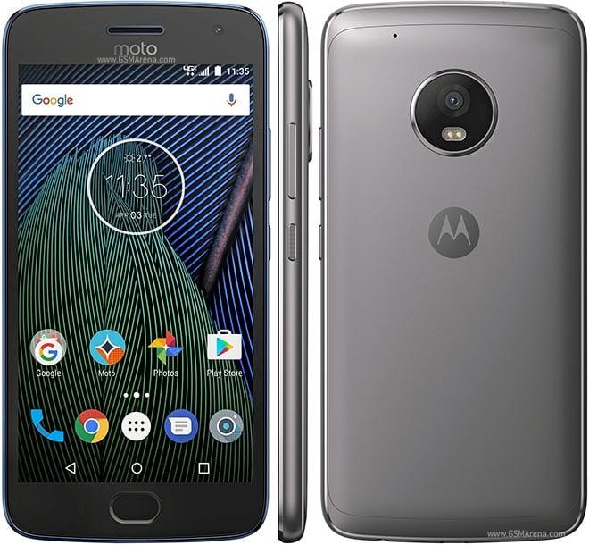 Motorola Moto G5 - Top 10 Best Android Phones Under Rs. 10,000 In 2019