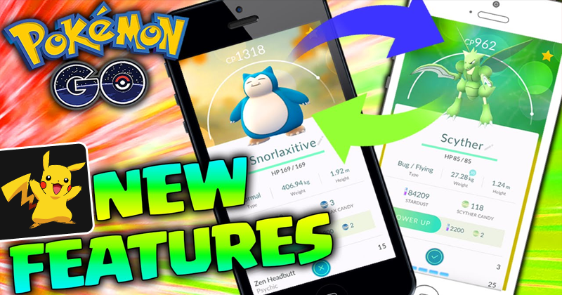 Niantic Just Added Awesome New Features To Pokemon GO