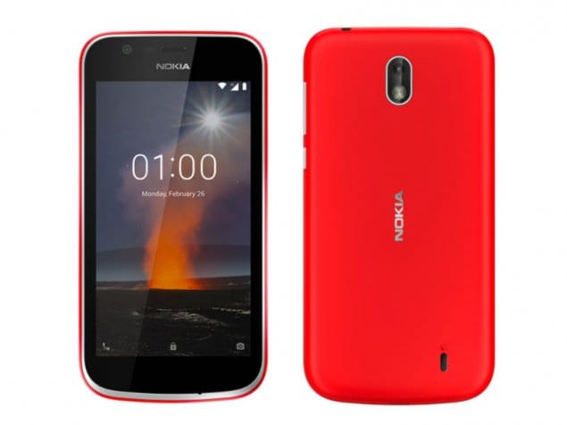 Nokia 1 - Top 10 Best Android Phones To Buy Under Rs 5,000