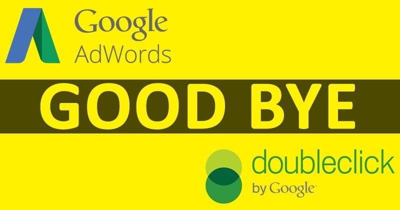 OMG! Google Ditches AdWords & DoubleClick Brands