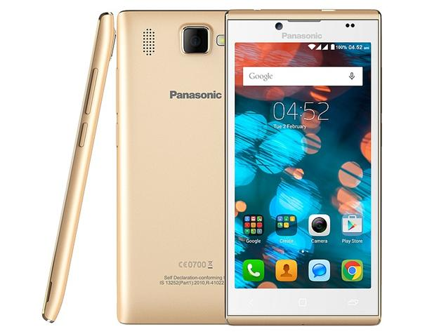 Panasonic P66 Mega - Top 10 Best Android Phones To Buy Under Rs 5,000
