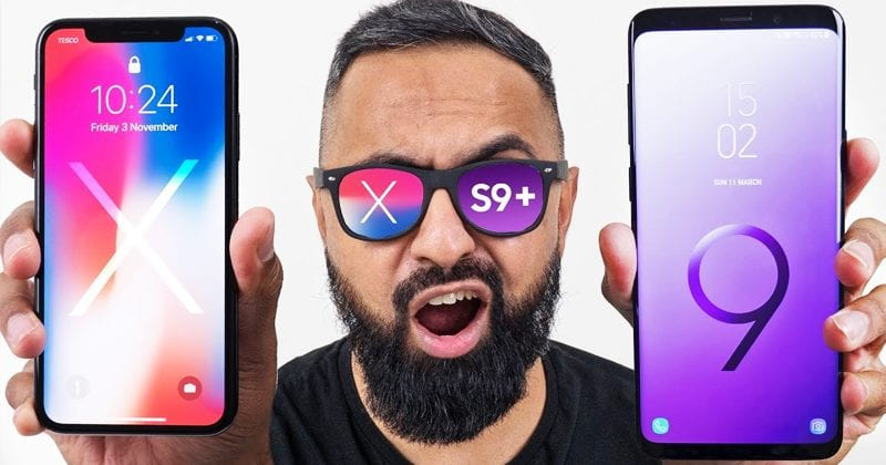 Samsung Galaxy S9 Plus Beats iPhone X To Become Best Selling Smartphone