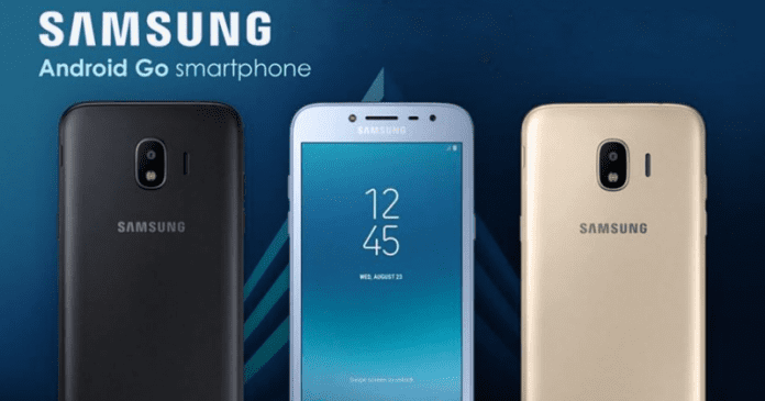 Exclusive: Samsung To Launch Its First Android Go Smartphone