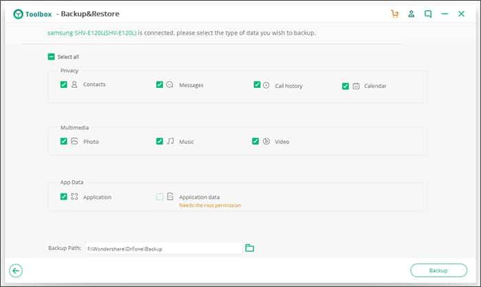 Using iSkysoft Toolbox