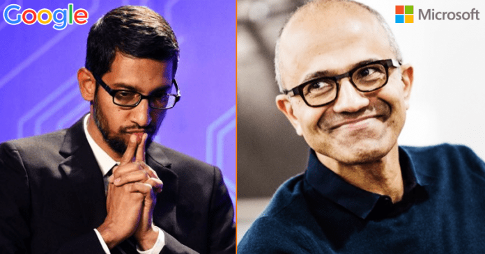 WoW! Microsoft Is Now More Valuable Than Google