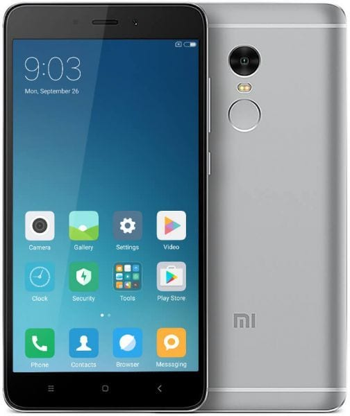 Xiaomi Redmi Note 4 - Top 10 Best Android Phones Under Rs. 10,000 In 2019
