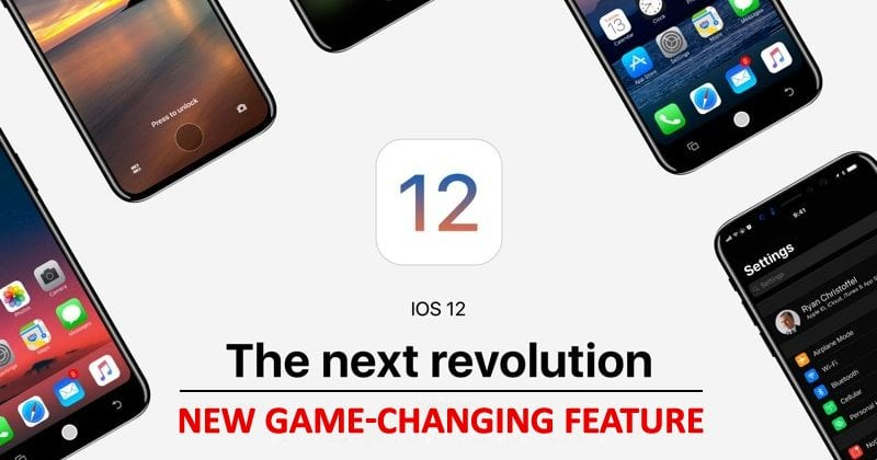 iOS 12 Just Introduced A New Game-Changing Feature