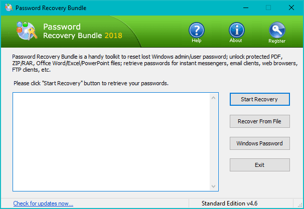 password recovery bundle - Best Tool to Recover Outlook, PDF and Windows Passwords