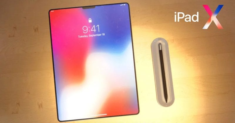 2019 iPad Pro Includes AvatarKit, Face ID