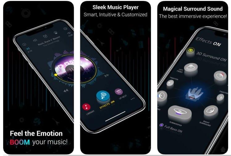 iphone bass boost