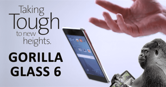 Corning's New Gorilla Glass 6 Will Let Your Smartphone Survive 15 Drops