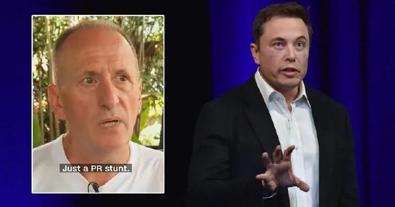 Elon Musk Calls Thai Cave Rescuer A 'Pedophile' In Twitter Outburst
