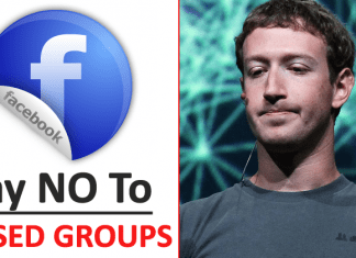 Facebook 'Closed Groups' Weren't As Confidential As Some Thought