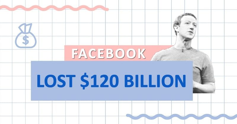 Facebook Is Sued After Losing $120 Billion In Market Value