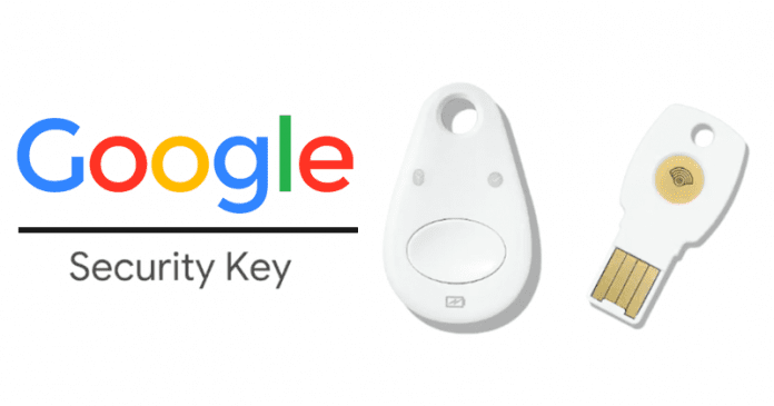 Google Just Unveiled Its New Security Key For Enhanced Online Security
