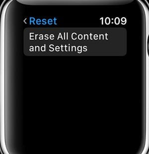 How To Reset Your Apple Watch 2019