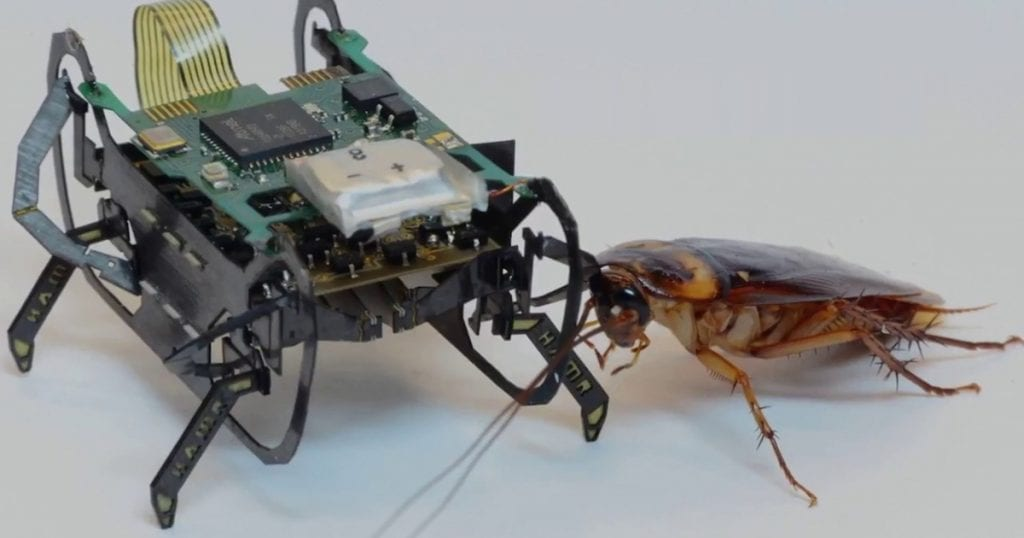 IMG 1 4 1024x538 - Rolls-Royce Is Developing Tiny 'Cockroach' Robots