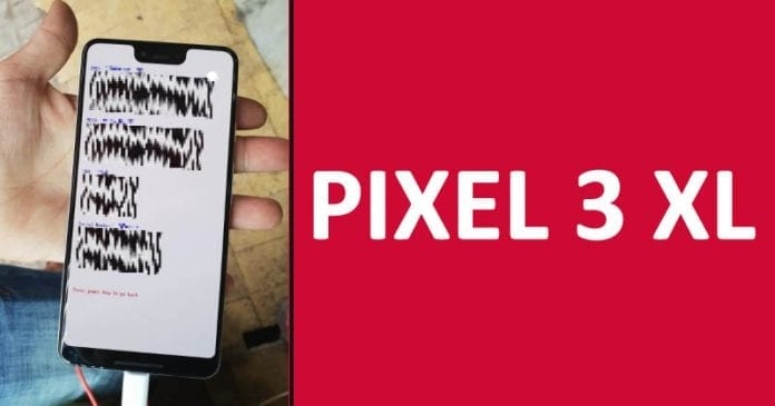 New Pixel 3 XL Leaks Show Off The Deeper Notch And All-White Colour Design