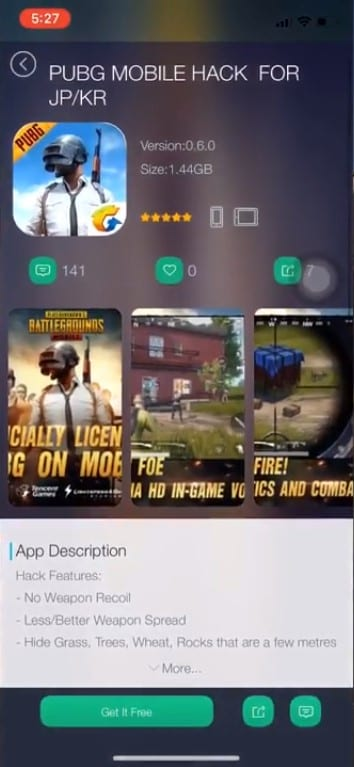 PUBG iOS 4 - Hack PUBG Mobile On iPhone Without Jailbreak (PUBG iPhone Hack 2018)
