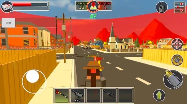 Pixel's Unkown Battle Grounds