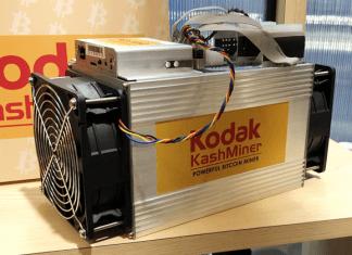 This Kodak-Branded Bitcoin Mining Rig Has Failed