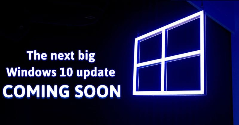 Windows 10 Redstone 6 Builds Are Coming 'Sooner Than You Think'