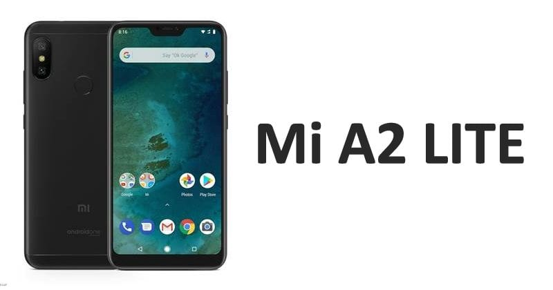 Xiaomi To Launch A Cheaper Notch-Bearing Mi A2 LITE Alongside The Mi A2