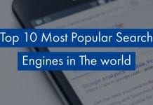 10 Most Popular Search Engines In The World