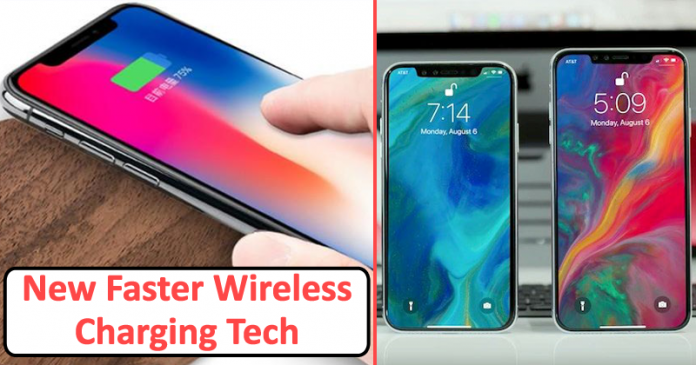 2019 iPhones Will Come With This New Faster Wireless Charging Tech
