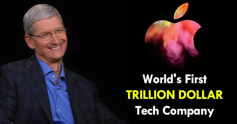 iTrillion: Apple Is This Close To $1,000,000,000,000