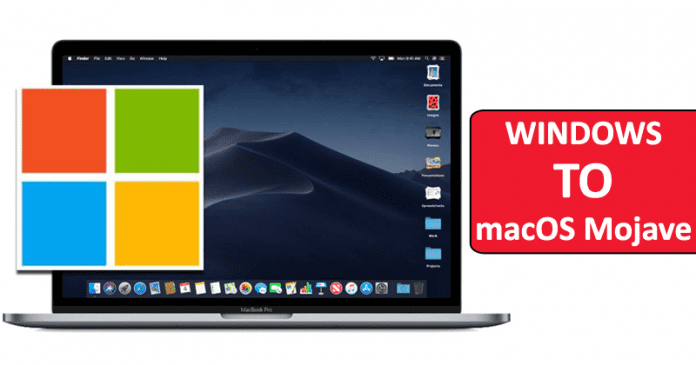Apple Makes It Easier For Windows Users To Migrate To macOS Mojave With This New Tool