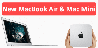 Apple To Launch Upgraded MacBook Air & Mac Mini
