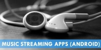 10 Best Music Streaming Apps For Android in 2019