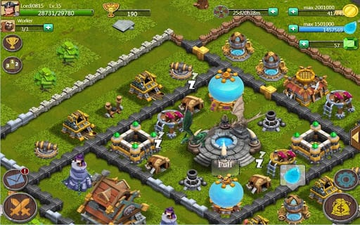 best free strategy games for android