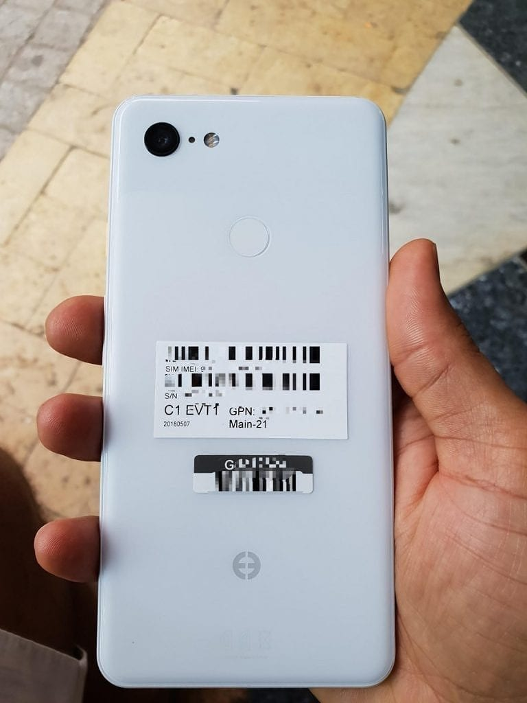 IMG 3 768x1024 - Google Pixel 3 XL Appears On Geekbench With Its Key Specs