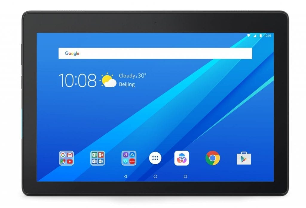 IMG 5 1 1024x696 - Lenovo Just Unveiled 5 Super Cheap Tablets, Starting With A $70 Android Go Edition Tab