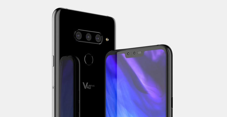 IMG 5 2 - LG V40 ThinQ Leak: 5 Cameras, Notched Display, Thinner Bezels