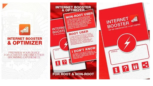 Internet Booster Optimizer - Top 20 Best Apps to Increase Internet Speed In Android