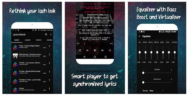Lyrics Match