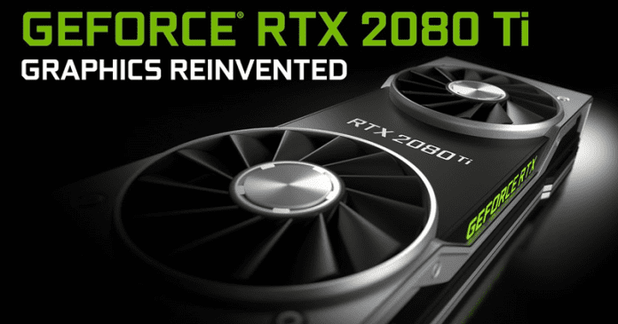 NVIDIA Just Launched GeForce RTX 2000 Series With 6x Faster Performance