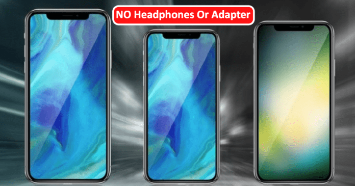 Next iPhones To Ditch Wired Headphones Or Adapter
