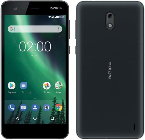 Nokia 2 - Top 8 Best Nokia Android Smartphones To Buy In 2019