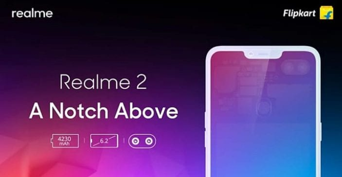 Raealme 2 - Realme 2 Launch Set For August 28, Check Out The Price & Features