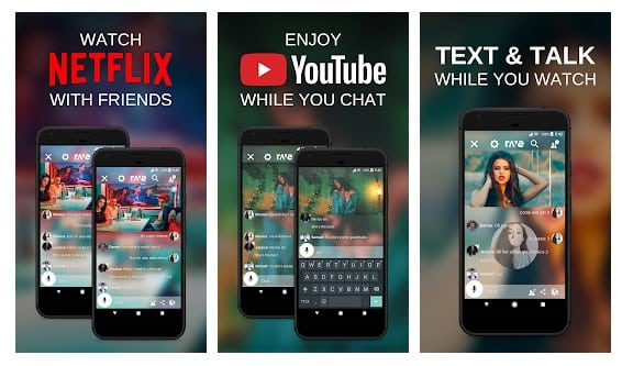 Watch Netflix with Friends - Android & iOS