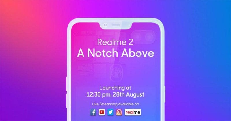 Realme 2 2 - Realme 2 Specifications Leaked!! Check Out The Features
