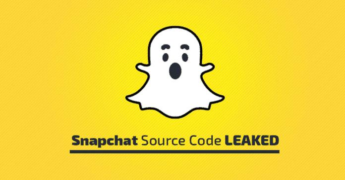 Snapchat Hack - Hacker Leaked Snapchat Source Code On GitHub