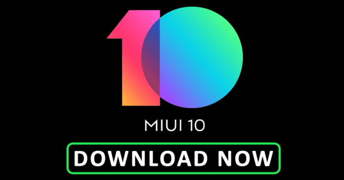 This Devices Will Be First To Receive The Stable Version Of MIUI 10
