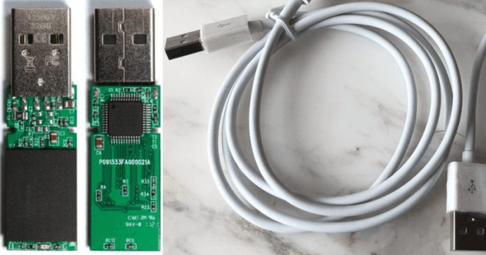 USBHarpoon - A BadUSB Attack With A Twist