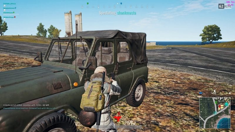 Vehicle Hide - Top 15 Best PUBG Mobile Tips and Tricks to Get that Chicken Dinner