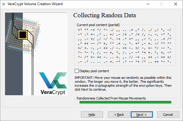 Using VeraCrypt
